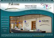 Palermo Eye Care Website